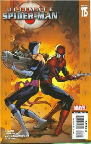 Ultimate Spider-man #115 Green Goblin